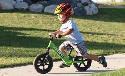 Beneficios de las bicicletas sin pedales