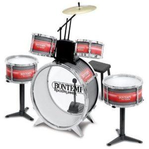 Batería musical para niños Botempi
