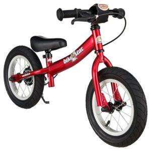 Bicicleta sin pedales para los exploradores Premium