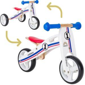Bicicleta sin pedales para los más pequeños