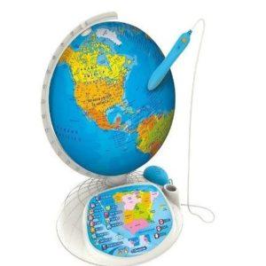 Bola del mundo interactiva Clementoni