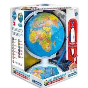 Bola del mundo interactiva Galileo