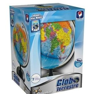 Bola del mundo interactiva Science4you