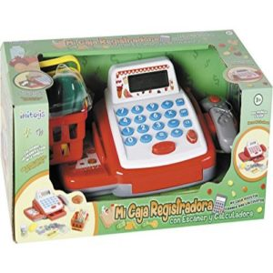 Caja Registradora Con Calculadora