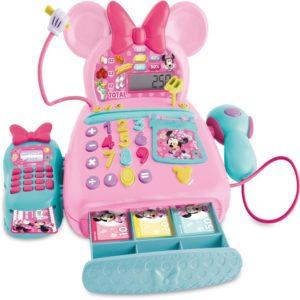 Caja registradora electrónica Minnie Mouse