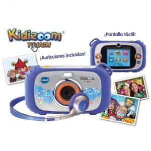 Cámara de fotos infantil con juegos