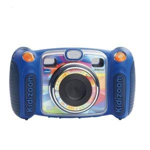 Cámara de fotos para niños en color azul