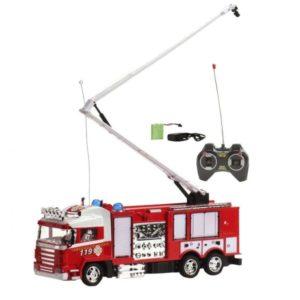Camión de bomberos con radiocontrol