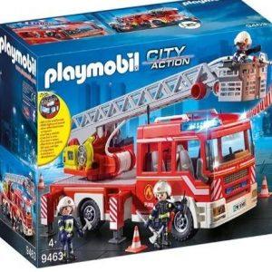 Camión de bomberos Playmobil