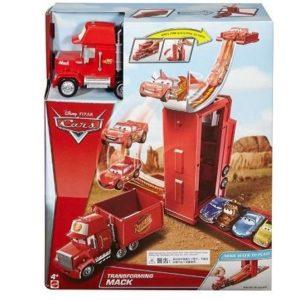 Camión de juguete Disney Cars