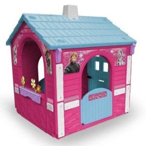 Casa de juguete Frozen