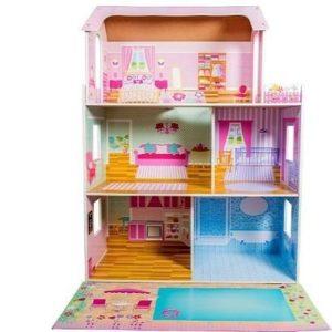 Casa de muñecas Boppi