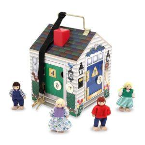 Casa de muñecas Melissa & Doug
