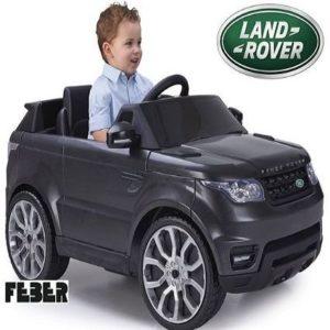 Coche eléctrico infantil Land Rover