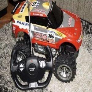 Coche teledirigido eléctrico Dakar Rastar