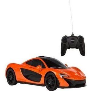 Coche teledirigido McLaren P1 naranja