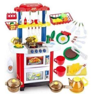 Cocinita de juguete Happy Little Chef
