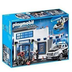 Comisaría de policía de Playmobil