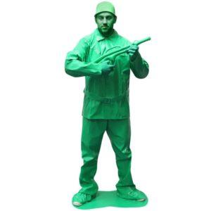 Disfraces de soldado de juguete