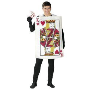 Disfraces para grupos de cartas