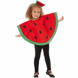 Disfraz de sandía para niños