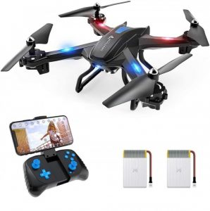 Dron para niños con cámara