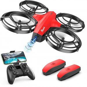Dron para niños con modo batalla