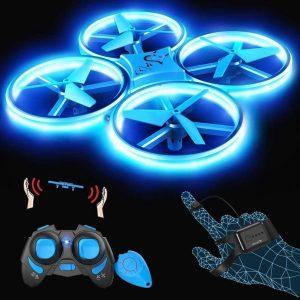 Dron para niños de manejo intuitivo