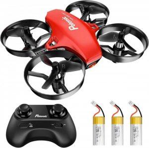 Dron para niños fácil de transportar