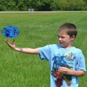 Dron para niños recargable