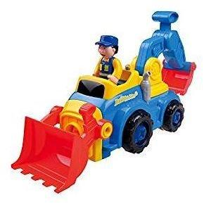 Excavadora de juguete desmontable