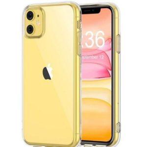 Funda para iPhone 11 de silicona
