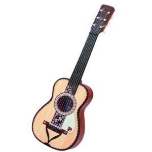 Guitarra española de juguete