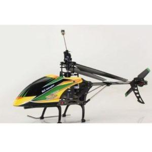 Helicóptero radiocontrol eléctrico S-idee
