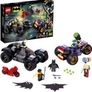 Juguete Batman Persecución Lego
