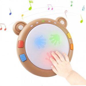 Juguete portátil de música para bebés