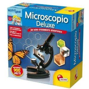 Kit microscopio para niños Deluxe