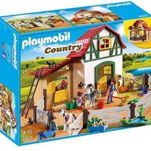La granja de Playmobil