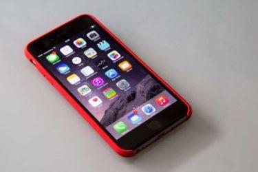 Funda para iPhone de silicona