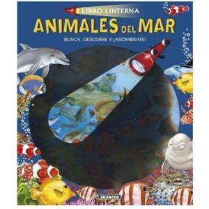 Libro interactivo animales submarinos