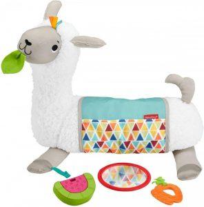 Llama cojín sensorial para bebés