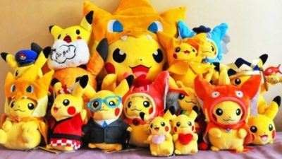Peluches de pokemon