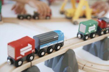 Trenes de madera