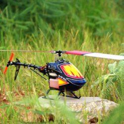 Helicópteros radiocontrol eléctricos