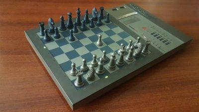 tableros de ajedrez electrónico