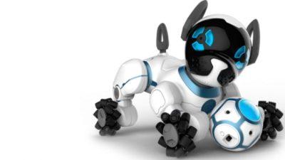 Perros interactivos