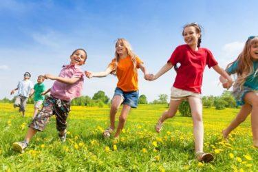 Planes al aire libre con niños en Madrid