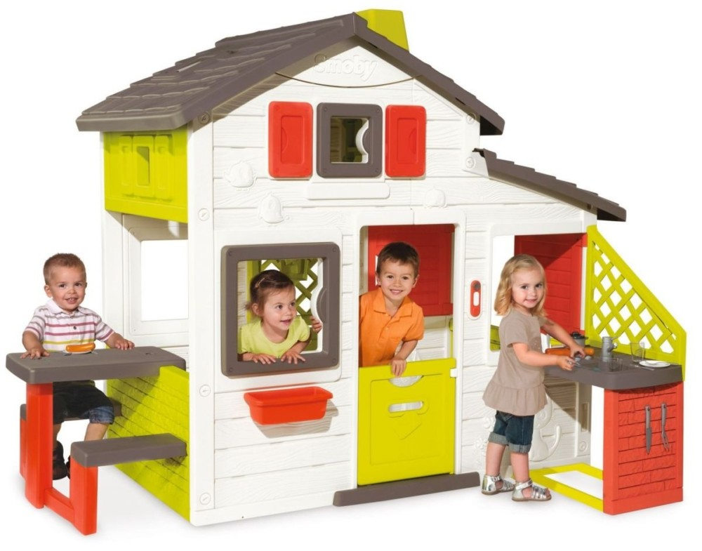 Las 9 mejores casas de juguete de 2019 opiniones expertas - Casitas de juguete para ninas ...