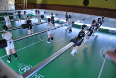 Futbolines para niños