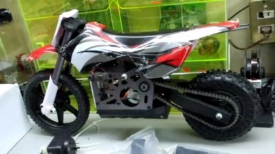 Motos radiocontrol